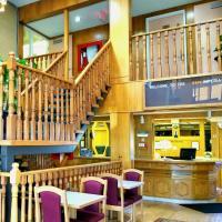 New Imperial Inn, hotel em Cold Lake