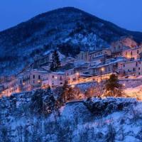 Casa Vacanze sul Gizio, hotell i Pettorano sul Gizio