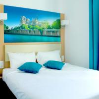 Hotel De Paris, hôtel à Boulogne-Billancourt