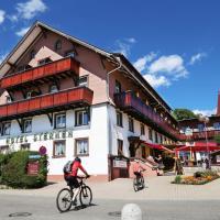 Wochner's Hotel-Sternen Am Schluchsee Hochschwarzwald, hotel in Schluchsee