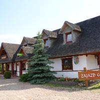 GAMP Paweł Sawicki, hotel in Kleszczele