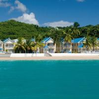 Villa Beach Cottages, hotel in Castries