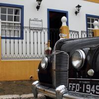 Pousada Villa Parahytinga, hotel em São Luiz do Paraitinga