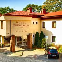 Hotel Borowianka, hotel in Ostrów Wielkopolski
