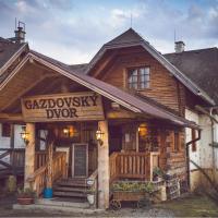 Gazdovský dvor, hotel in Bešeňová