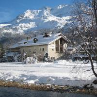 Hotel Chesa Grischa, hotel in Sils Maria