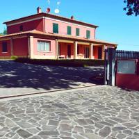Rinaldi House, hotel a Torriana