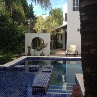 Villa Escondida B&B Cozumel Downtown