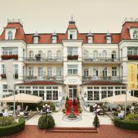 SEETELHOTEL Hotel Esplanade, отель в Херингсдорфе