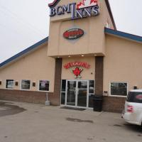 BCMInns - Drayton Valley, hotel em Drayton Valley