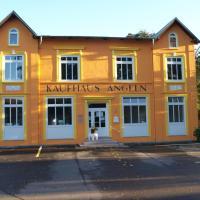 Ferienwohnung-im-historischen-Kaufhaus-Angeln, hotel in Sterup