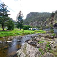 Cumberland River Holiday Park, hotel in Lorne