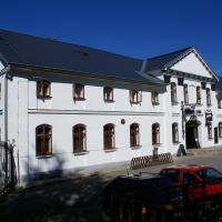 Maršovská Rychta, hôtel à Nové Město na Moravě
