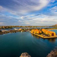 Palapa Beach Resort Curacao, hotel em Jan Thiel