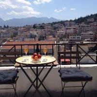 Cozy Loft - Best view of the city, ξενοδοχείο στη Λαμία