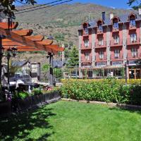 Hotel Vall d´Aneu, hotel in Esterri d'Àneu