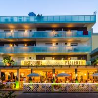 Hotel Milano, отель в Бибионе