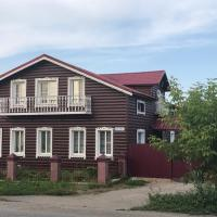Гостиница в городе Кириллов, отель в Кириллове