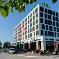 Skyport Hotel, hotel near Tolmachevo Airport - OVB, Ob