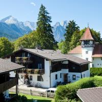 Hyperion Hotel Garmisch – Partenkirchen, hôtel à Garmisch-Partenkirchen