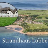 Ferienwohnung im Strandhaus Lobbe, hotel in Lobbe