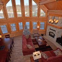 Chalet Bellevue by Location4Saisons, hotel in Saint-Faustin