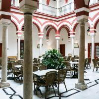 Las Casas de los Mercaderes, hotel i Sevilla