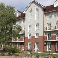 Отель Монблан, отель в Зеленой Поляне