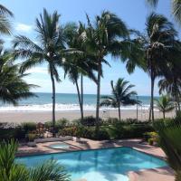 Precioso Dpto a 20 metros de la playa y a pocos pasos de la piscina, hotel em Same