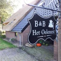 Bed en Breakfast Het Oelenest