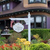 Kelley & Young Wine Garden Inn, hotel in Cloverdale