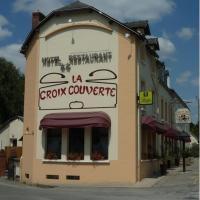 Hôtel-Restaurant La Croix Couverte, hotel in Mayenne