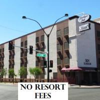 Bridger Inn Hotel Downtown, hotel in Downtown Las Vegas - Fremont Street, Las Vegas