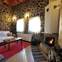 Aroma Elatis – hotel w mieście Palaios Agios Athanasios