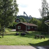 First Camp Lugnet-Falun