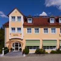Hotel Alter Wirt, hotel in Hallbergmoos