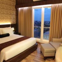 Palmy Exclusive Hotel, hotel di Tanjungredep