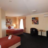 Cotswold Motor Inn, hotel em Toowoomba