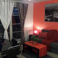DISNEYLAND PARIS/VAL 2 APART', hotel en Montévrain