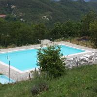 Agriturismo Le Piagge, hotel a Ponzone