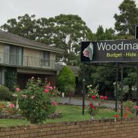Woodmans Hill Motel, hotel em Ballarat