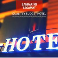 H Hotel, hotel di Segamat