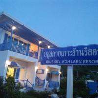 Blue sky Koh larn Resort, hotel in Ko Larn