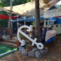 Arcadia Beach Guest House and Car Hire, hotel in Nelly Bay