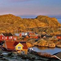 Väderöarnas Värdshus & Konferens, hotel in Fjällbacka
