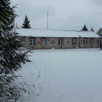 Guest House Romanovskoye Podvor'e, hotel in Yasiplevo