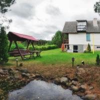 Dom nad Wdą Bory Tucholskie, hotel in Łuby