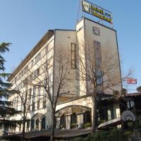 Balletti Palace Hotel, hotel in Viterbo
