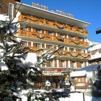 Hôtel du Centre, hotel in Valloire