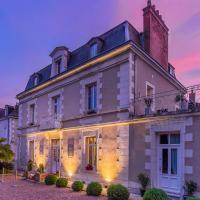 Hôtel le Pavillon Des Lys, hotel in Amboise